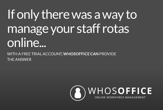 WhosOffice - Online Workforce Management