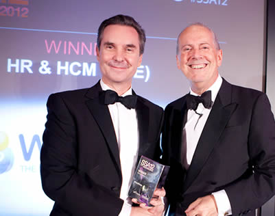 SSA12 Winners, awarded by Gyles Brandreth